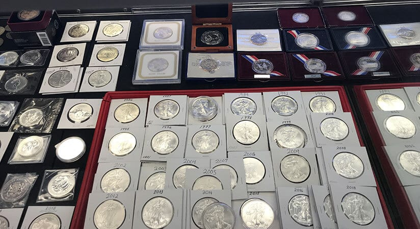 buying U.S. mint coins edwardsville il