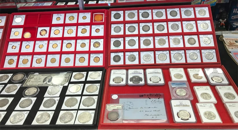 coin dealer edwardsville il