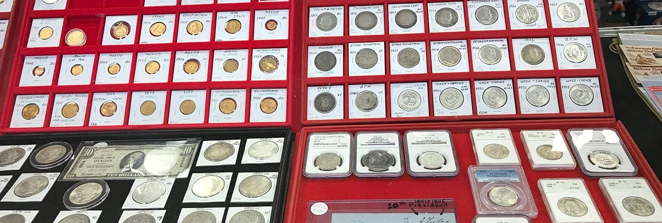 coin shops Collinsville il